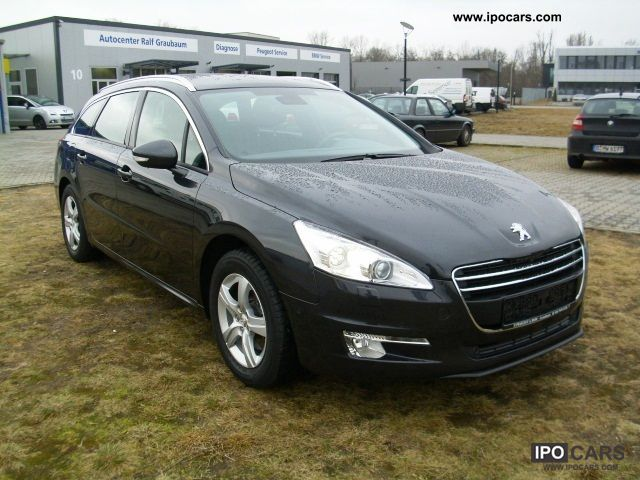 2011 peugeot 508 sw hdi fap 140 active car photo and specs. Black Bedroom Furniture Sets. Home Design Ideas