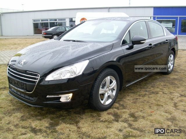 2011 peugeot 508 thp 155 active lim car photo and specs. Black Bedroom Furniture Sets. Home Design Ideas