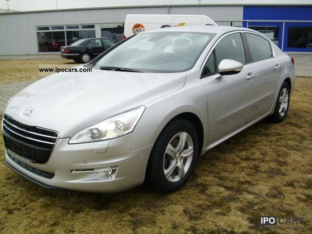 2011 peugeot 508 active lim hdi 140 car photo and specs. Black Bedroom Furniture Sets. Home Design Ideas