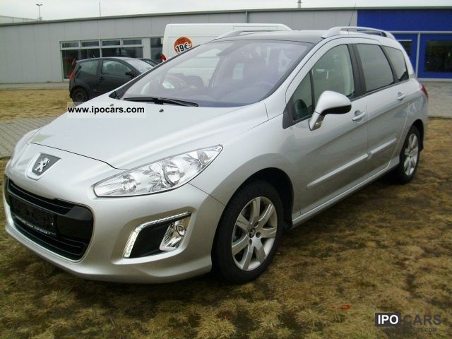 2011 peugeot active 308 sw 120 vti car photo and specs. Black Bedroom Furniture Sets. Home Design Ideas