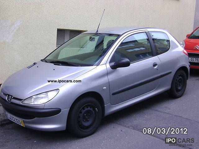 2000 peugeot top top 206 diesel car photo and specs. Black Bedroom Furniture Sets. Home Design Ideas