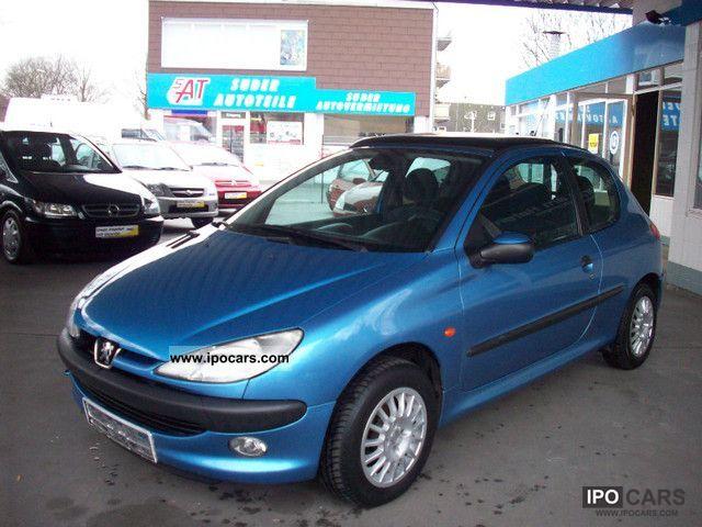 2000 Peugeot  206 * AIR * PAN * Small Car Used vehicle photo