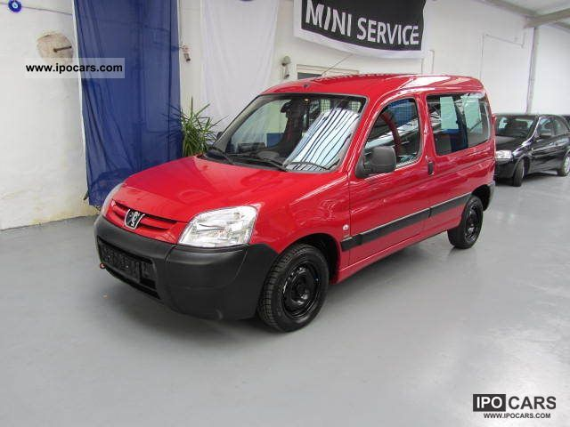 2007 Peugeot  Partner HDi Van / Minibus Used vehicle photo