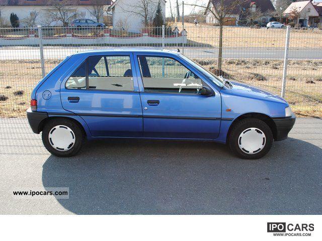 1995 peugeot 106 xr 4 door orig 80 000 km car photo and for 106 door
