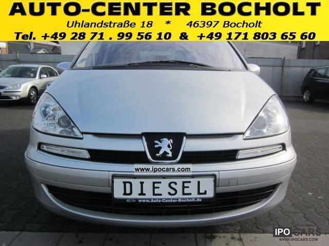 2006 Peugeot  HDi 110 * 807 * Klimaaut NaviGroß * PDC * 8Fachbereift Van / Minibus Used vehicle photo