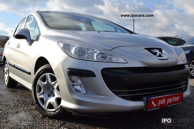 2007 Peugeot  SERWISOWAN 308 Y / F RA VAT: 23% off! Other Used vehicle photo