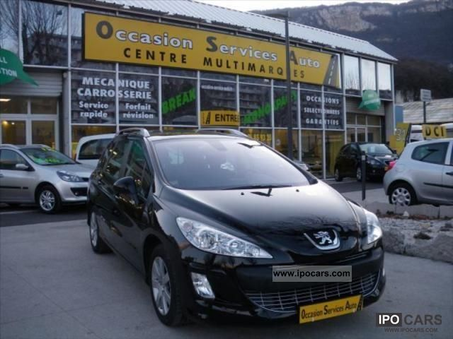 2008 peugeot 308 1 6 hdi 90 premium bluelion car photo and specs. Black Bedroom Furniture Sets. Home Design Ideas