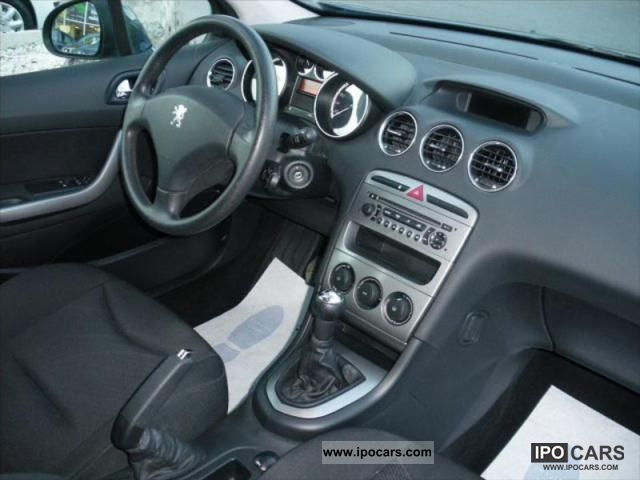 2008 peugeot 308 1 6 hdi 90 confort 5p car photo and specs. Black Bedroom Furniture Sets. Home Design Ideas