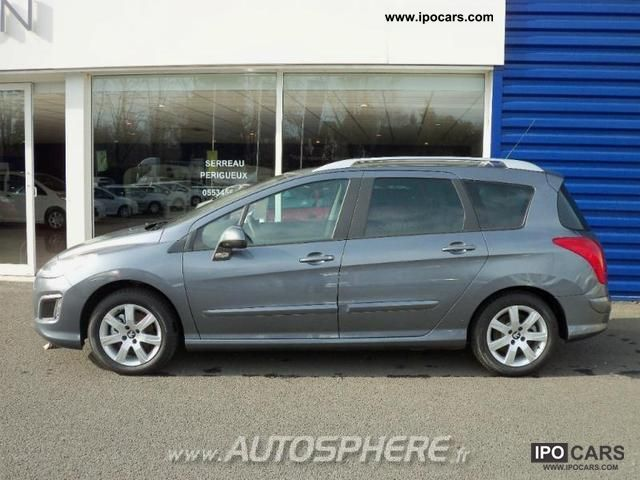 2011 peugeot 308 sw 1 6 hdi92 fap active car photo and specs. Black Bedroom Furniture Sets. Home Design Ideas
