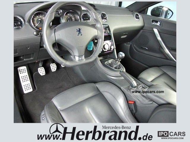 2010 Peugeot Rcz 1 6 Thp 200 Base Car Photo And Specs