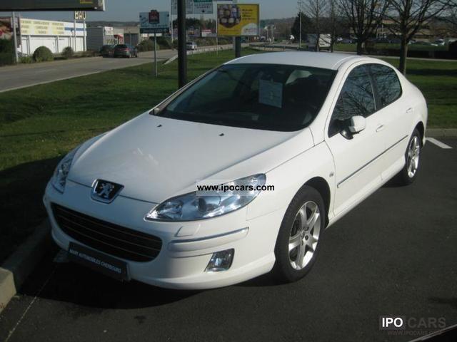 2008 Peugeot  407 2.2 HDi 16v Premium Pack FAP Sports car/Coupe Used vehicle photo