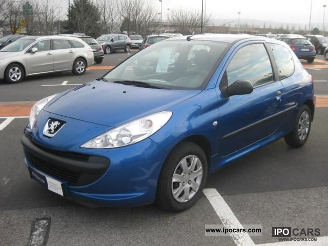 2010 peugeot 206 1 4 hdi urban 3p car photo and specs. Black Bedroom Furniture Sets. Home Design Ideas