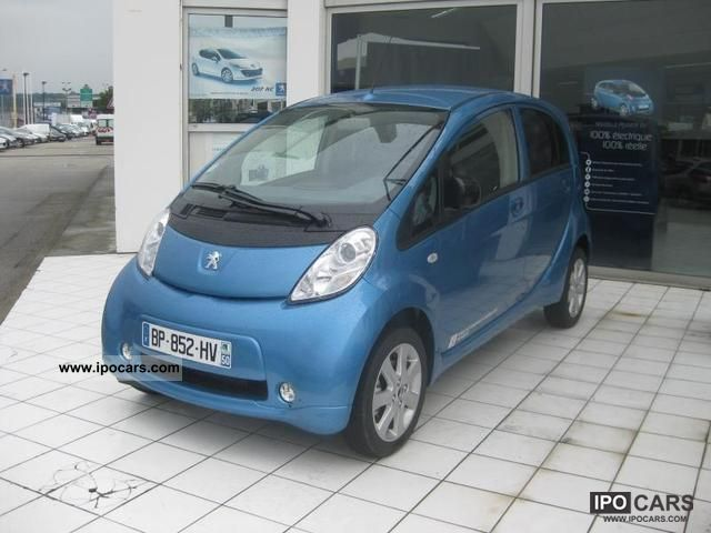 Peugeot  iOn Electrique 2011 Electric Cars photo