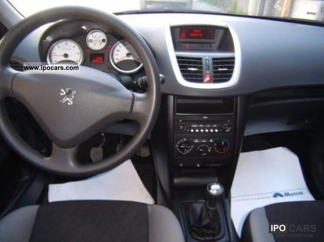 2008 peugeot 207 sw 1 6 hdi fap sport energy car photo. Black Bedroom Furniture Sets. Home Design Ideas