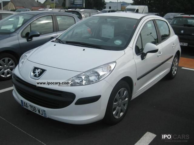 2009 peugeot 207 1 4 hdi70 trendy 5p car photo and specs. Black Bedroom Furniture Sets. Home Design Ideas
