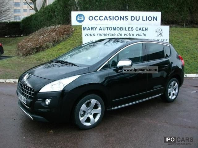2011 peugeot 3008 2 0 premium pack fap hdi163 ba car photo and specs. Black Bedroom Furniture Sets. Home Design Ideas