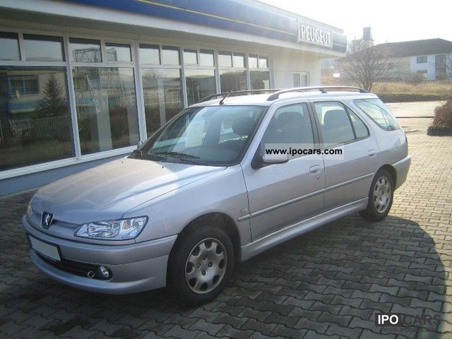 2001 peugeot 306 break presence car photo and specs. Black Bedroom Furniture Sets. Home Design Ideas