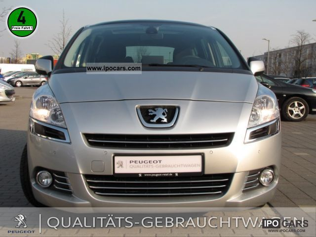 2011 peugeot 5008 business line hdi 150 navigation car photo and specs. Black Bedroom Furniture Sets. Home Design Ideas