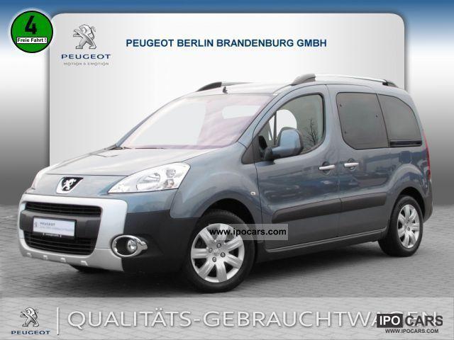 2009 Peugeot  Partner Tepee 1.6 Escapade AIR Van / Minibus Used vehicle photo