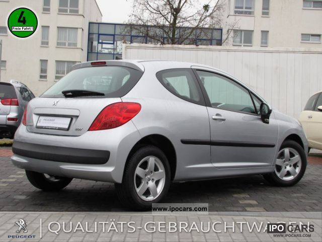 2009 peugeot 207 urban move 75 climate car photo and specs. Black Bedroom Furniture Sets. Home Design Ideas