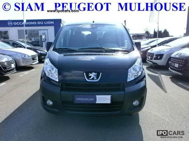 2011 peugeot expert tepee 2 0 hdi120 confort court 9p car photo and specs. Black Bedroom Furniture Sets. Home Design Ideas