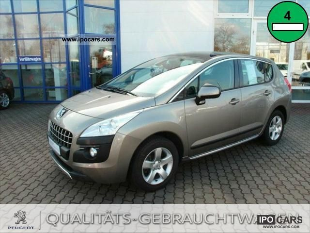 2009 peugeot 3008 2 0 hdi 150 premium car photo and specs. Black Bedroom Furniture Sets. Home Design Ideas