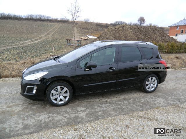 2012 peugeot 308 sw hdi fap 110 e panorama only 200 km 2012 car photo and specs. Black Bedroom Furniture Sets. Home Design Ideas