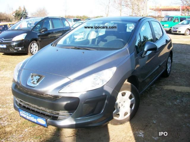 2008 peugeot 308 1 4 16v vti air 5 door top car photo and specs. Black Bedroom Furniture Sets. Home Design Ideas