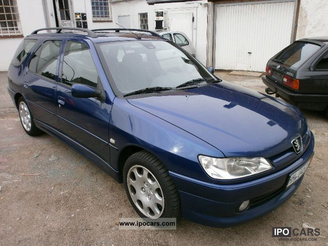2001 peugeot 306 break 2 0 hdi premium air car photo and specs. Black Bedroom Furniture Sets. Home Design Ideas