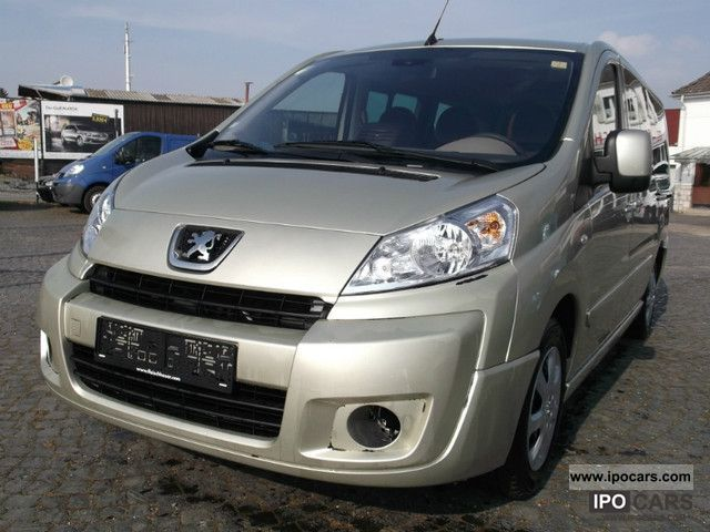2010 peugeot expert combi 9 seater l2h1 premium navigation system car photo and specs. Black Bedroom Furniture Sets. Home Design Ideas