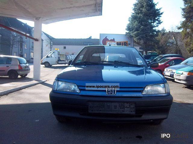 1994 Peugeot  306 tüv Atoll. 8.2012 Limousine Used vehicle photo