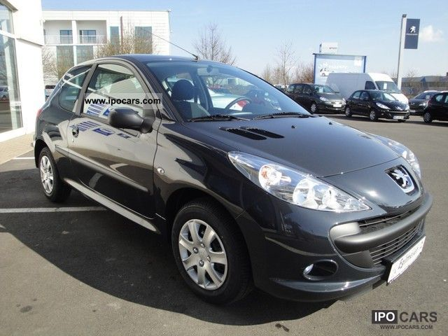 2012 peugeot 206 hdi eco 70 fap day registration car photo and specs. Black Bedroom Furniture Sets. Home Design Ideas