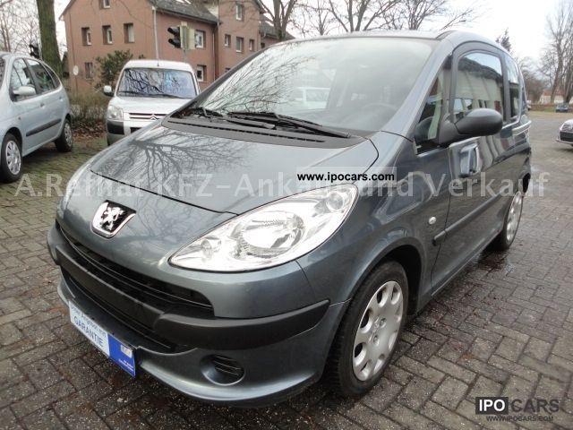 2007 Peugeot  1007-90 * Electrical * Doors * EXCELLENT CONDITION ORIGINAL 72000KM Estate Car Used vehicle photo