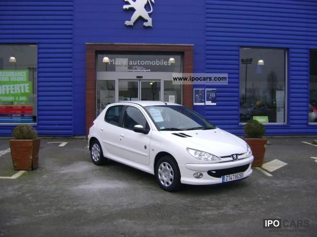 2008 peugeot 206 1 4 hdi generation 5p car photo and specs. Black Bedroom Furniture Sets. Home Design Ideas