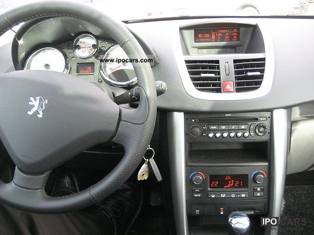 2009 Peugeot 207 Sw 120 Vti Automatic Premium Car Photo