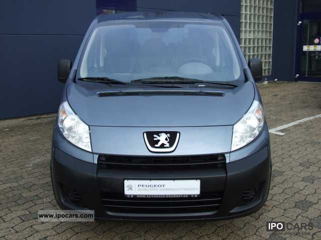 2008 peugeot expert combi l1h1 hdi 120 8 si esplanade klim car photo and specs. Black Bedroom Furniture Sets. Home Design Ideas