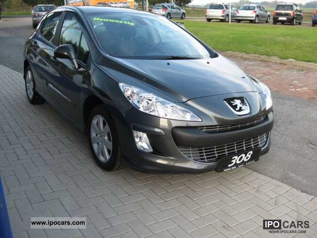 2010 peugeot 308 hdi fap 110 premium 5 doors car photo and specs. Black Bedroom Furniture Sets. Home Design Ideas
