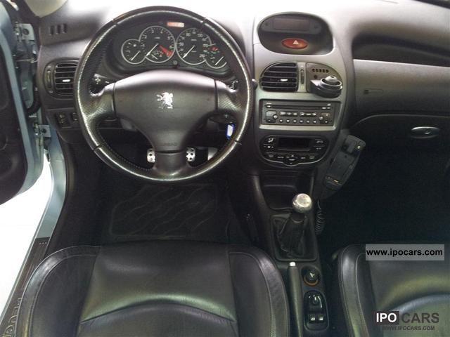 Volkswagen Beetle Convertible >> 2004 Peugeot 206 CC 1.6 16v 110 Platinum - Car Photo and Specs