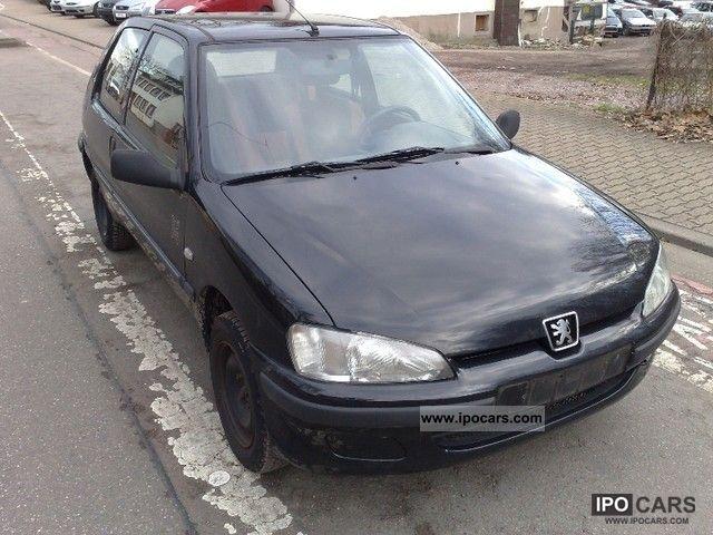 2003 Peugeot  * 106 * Bj.09.2003 TUV / HU 10:12 * Euro 3 and D4 * Small Car Used vehicle photo