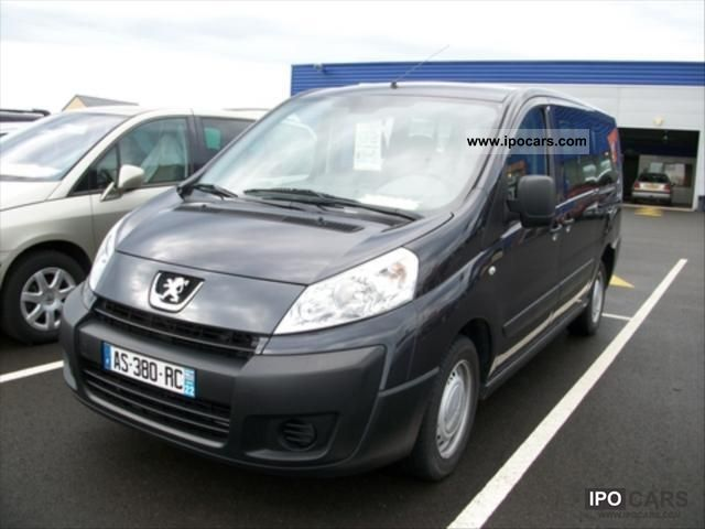 2010 peugeot expert tepee 6 1 hdi90 confort long 9pl car photo and specs. Black Bedroom Furniture Sets. Home Design Ideas