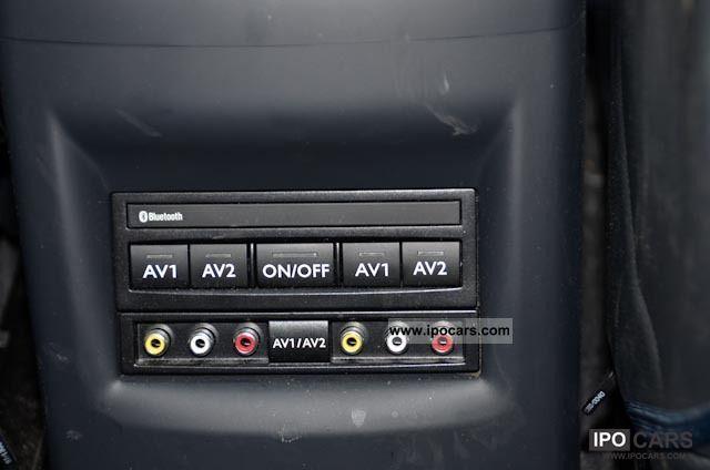 2011 Peugeot 5008 Navigation Panoramic Dvd Mp3 Hdi Fap