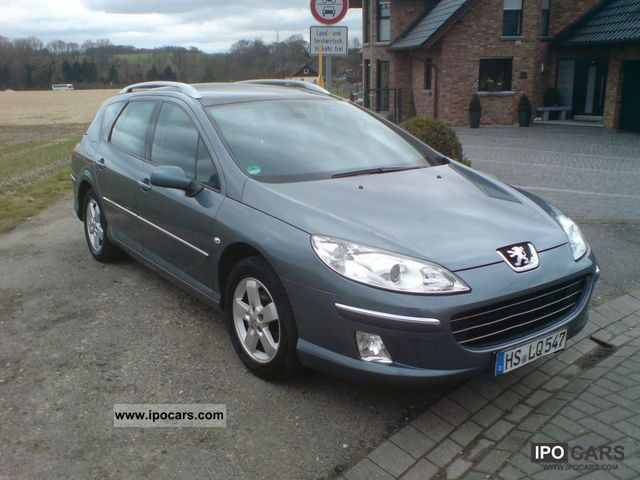 2007 Peugeot  407 SW HDi 135 Estate Car Used vehicle photo