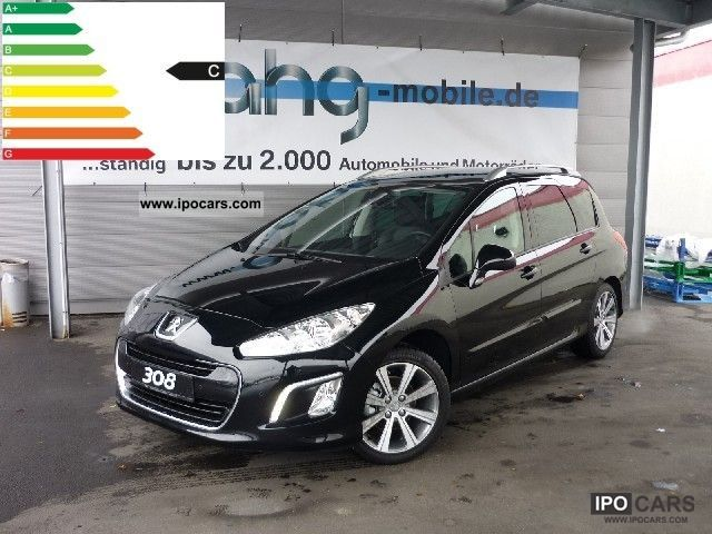 2011 peugeot 308 sw 120 vti allure parking aid front and back car photo and specs. Black Bedroom Furniture Sets. Home Design Ideas