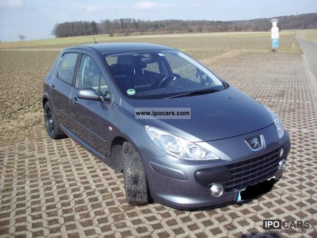 2007 Peugeot  307 140 Limousine Used vehicle photo