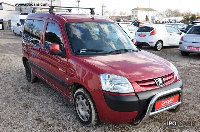 2003 Peugeot  SALON partner POLSKA, PRZEBIEG 44571km Other Used vehicle photo