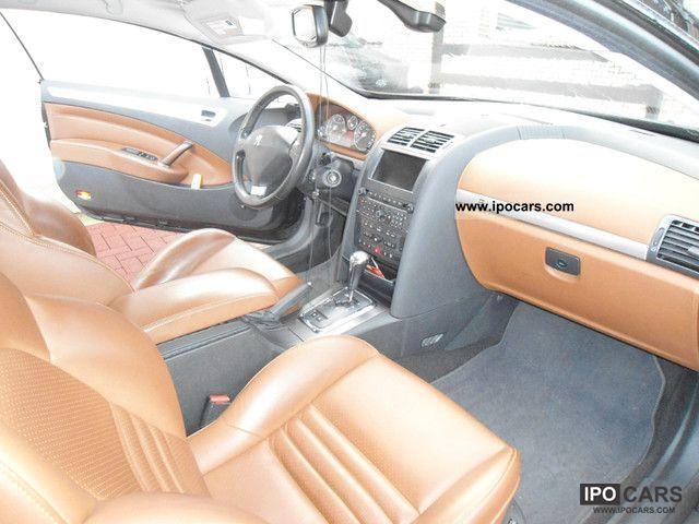 Pin peugeot 205 v6 on pinterest for Interior 407 coupe