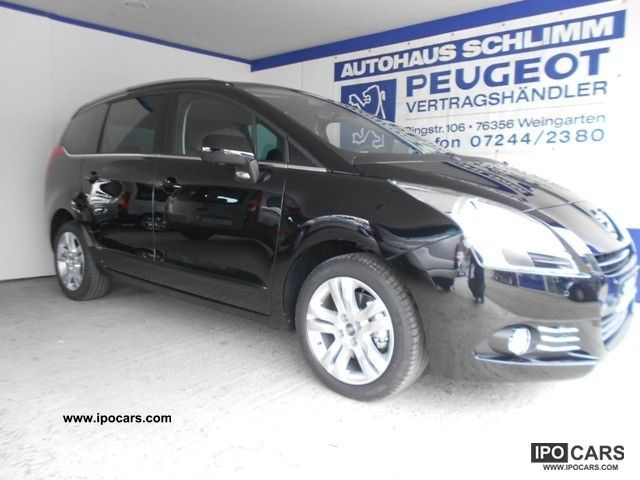 2012 peugeot 5008 hdi fap 150 allure car photo and specs. Black Bedroom Furniture Sets. Home Design Ideas