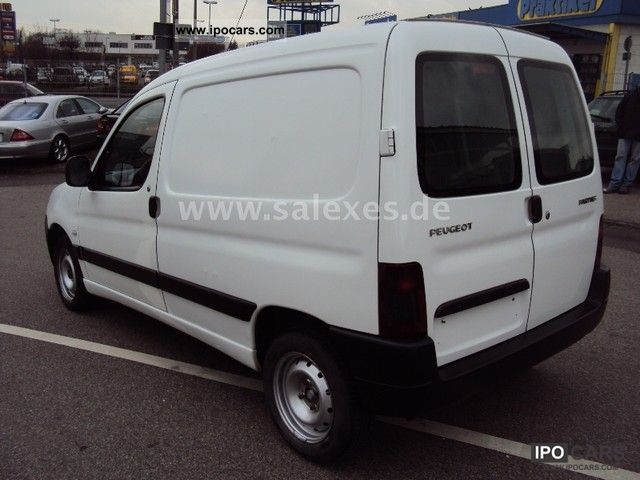 2006 Peugeot Partner 1 9 Hdi 2 Manual Car Photo And Specs border=