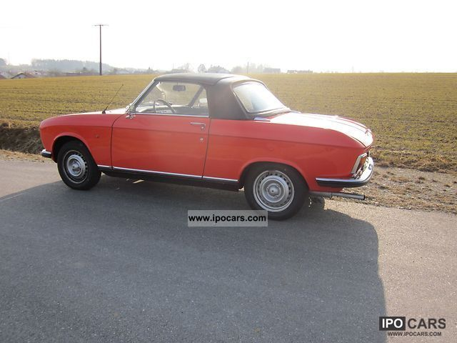 Peugeot  304 1975 Vintage, Classic and Old Cars photo