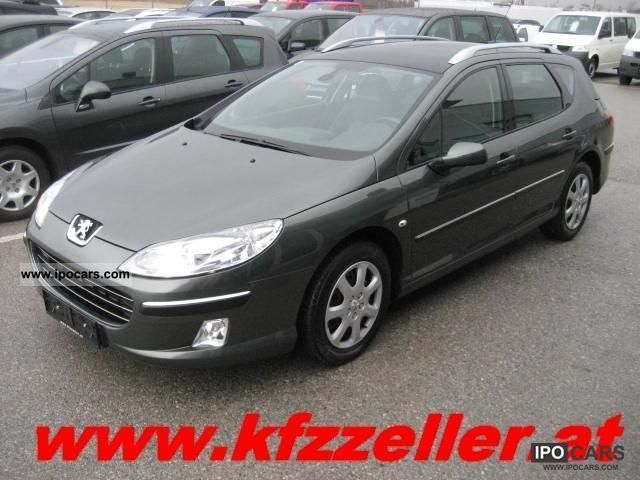 2007 Peugeot  407 SW 1.6 HDI 110 Premium Estate Car Used vehicle photo